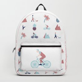Sunday Fundays Backpack