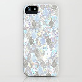 Holographic Mermaid iPhone Case