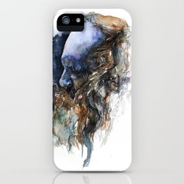 FACE#10 iPhone Case
