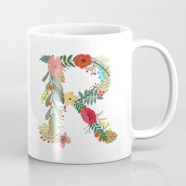 Monogram Letter R Coffee Mug
