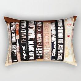 Books3 Rectangular Pillow