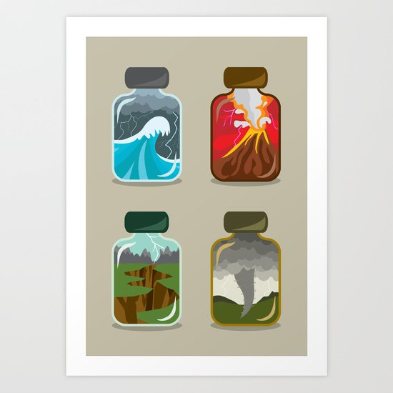 Disaster In A Jar by jbott