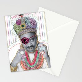 Embroidered Slick Rick Stationery Cards