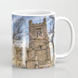 St Mary's Church Great Dunmow Essex  Coffee Mug