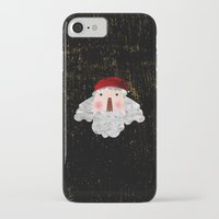santa iPhone & iPod Cases featuring Santa  by Inmyfantasia