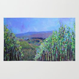 Hillsides of Tuscany Rug