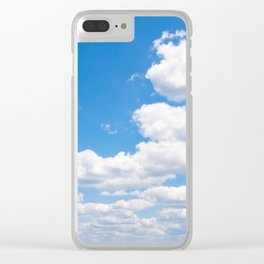 Florida Sky Clear iPhone Case