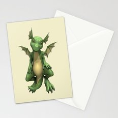 Cute Dragon Stationery Cards