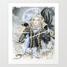 Alucard Art Print