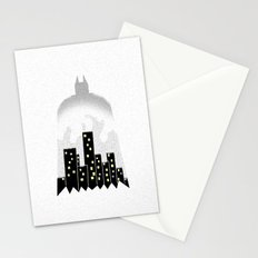 There, in the shadows!  Stationery Cards
