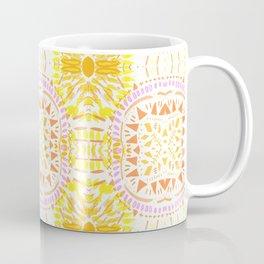 fire mandala 2 Coffee Mug