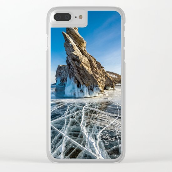 Magnificent nature #photography Clear iPhone Case