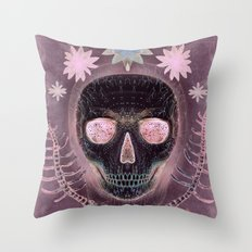 Amethyst Dream Throw Pillow