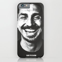 A King iPhone Case