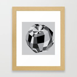 Apple Trilogy - before the first bite Framed Art Print