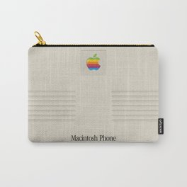 Macintosh iPhone Vintage Edition Carry-All Pouch