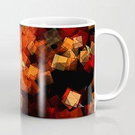square fantasy embers Coffee Mug