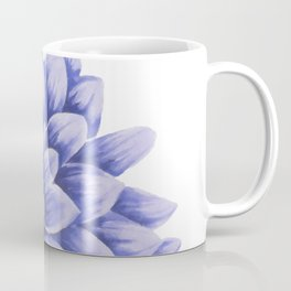 Big flower, purple chrysanthemum Coffee Mug