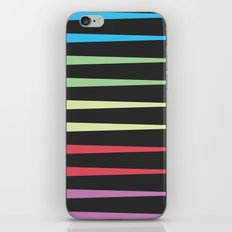 Trianglebow iPhone & iPod Skin