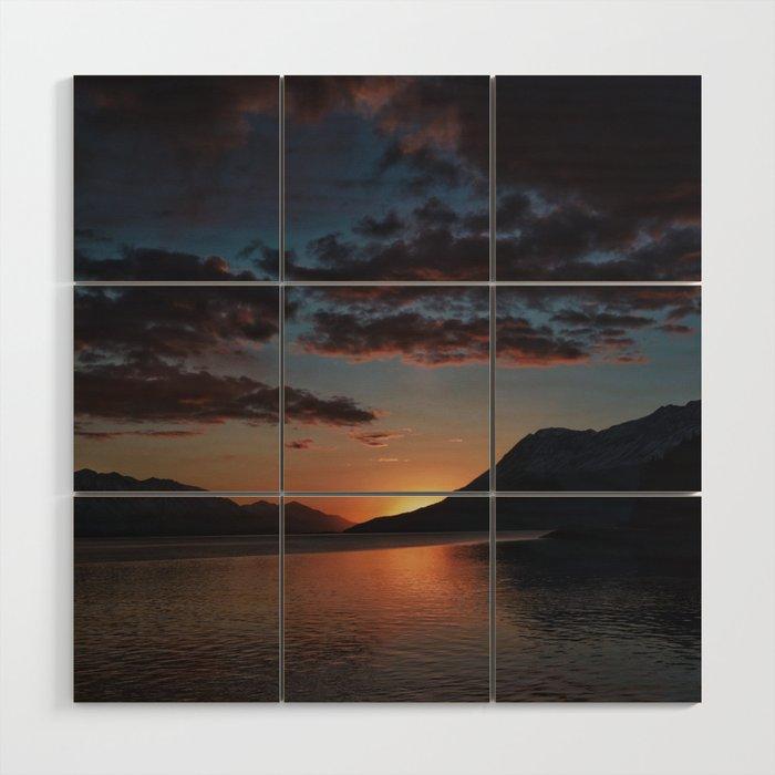 Sunset Moments Wood Wall Art