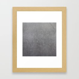 Cement / Concrete / Stone texture (3/3) Framed Art Print