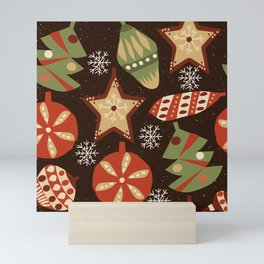 Christmas 1 Mini Art Print