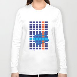 Jean Talon Station , Montreal Long Sleeve T-shirt