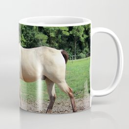 Off On A Trot Coffee Mug