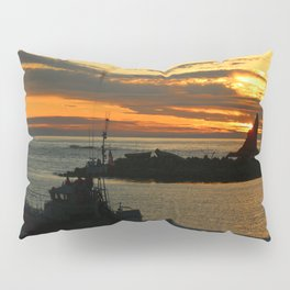 The End Of A Beautiful Day Pillow Sham