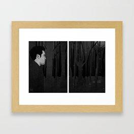 Like A Fairytale Framed Art Print