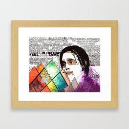 Joshua James Framed Art Print