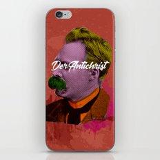 Nietzsche iPhone Skin