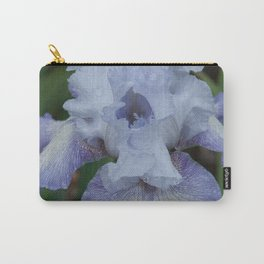 Blue Iris by Teresa Thompson Carry-All Pouch