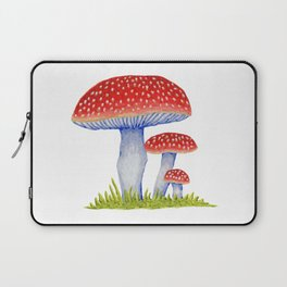 Woodland Toadstools Laptop Sleeve