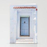 door Stationery Cards featuring Door by Sandy Broenimann
