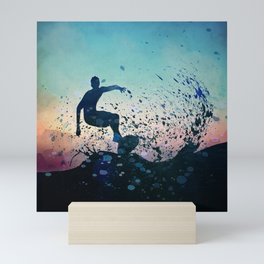 Waverider Mini Art Print