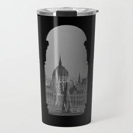 View of Parliament. Travel Mug