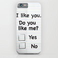 I like you Slim Case iPhone 6s