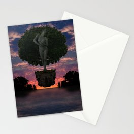 The Safety Series - Sunset Stationery Cards