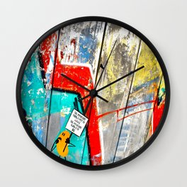The Important Thing Wall Clock