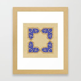 Orient Art Framed Art Print