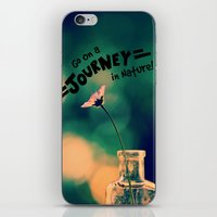 journey iPhone & iPod Skins featuring Journey by RDelean