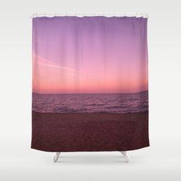 Sunset in Camini Shower Curtain
