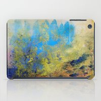 illusion iPad Cases featuring Illusion by Christine Scurr