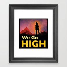 Our Strength Framed Art Print