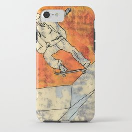 BackSide Tail. iPhone Case
