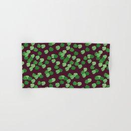 Green Pepper Hand & Bath Towel