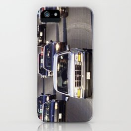 OJ Simpson Car Chase iPhone Case