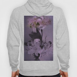 The girl who wanted to be a flower Hoody