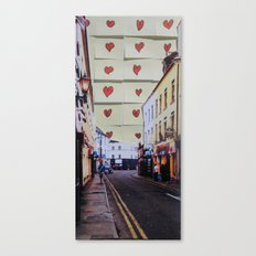 dominick St, Galway Canvas Print